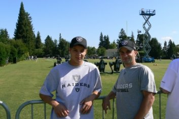 SWARCO Raiders @ Oakland Raiders